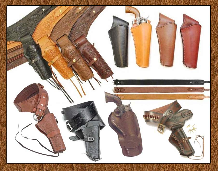 Thomas Collector's Armory Leather Gun Holsters- Huge Selections- www.pimall.com/nais