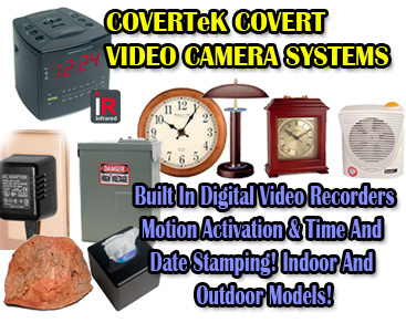 CoverteK Covert Video!