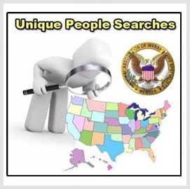 Unique People Searches