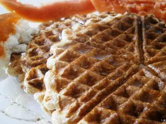 waffles light