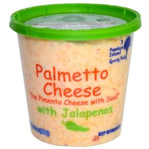 palmetto cheeese pimento cheese 24oz jalapeno