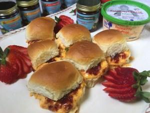 palmetto cheese sandwiches