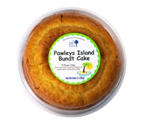 Pawleys Island Five Flavor Pound Cake