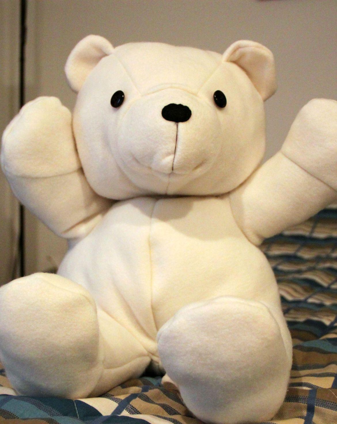 Teddy bear   Pimienta y Purpurina