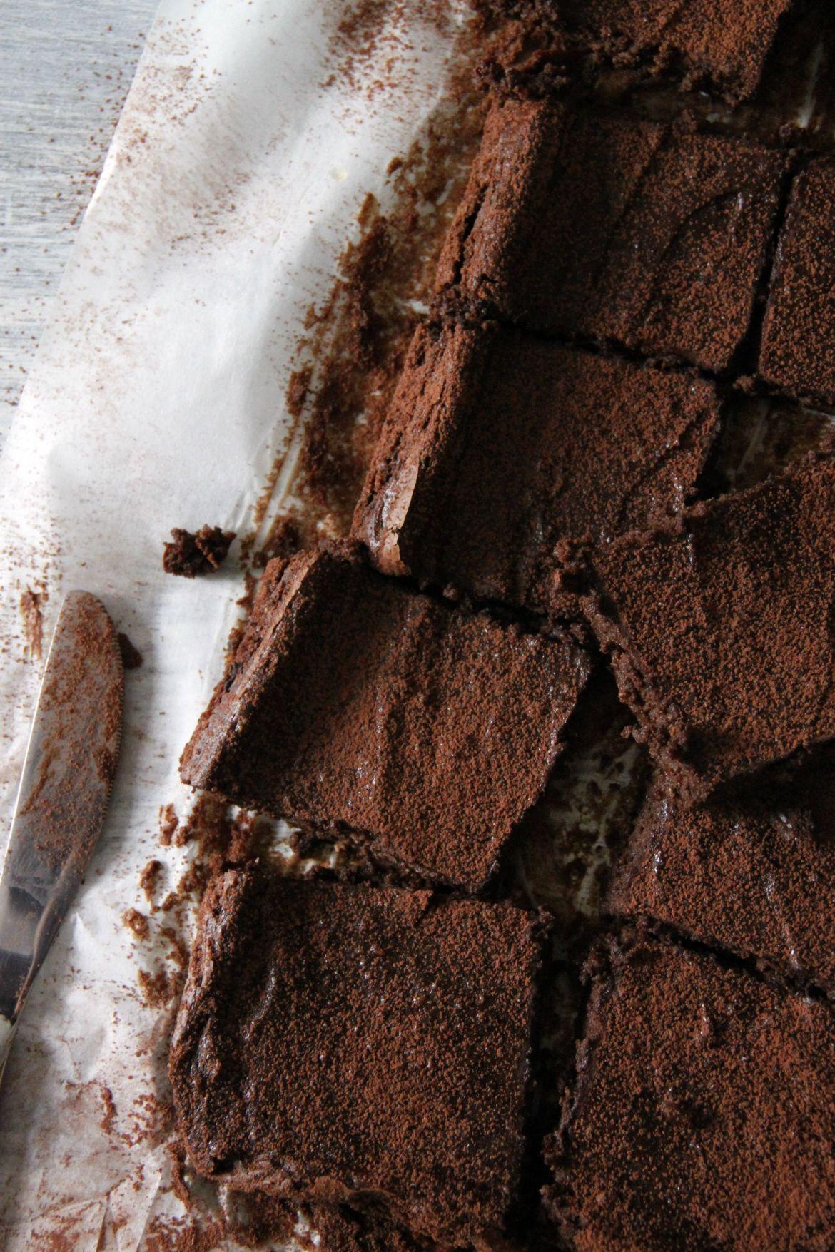 Love at first brownie | Pimienta y Purpurina