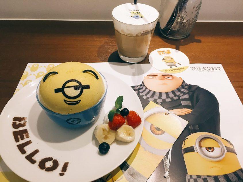 minion cafe