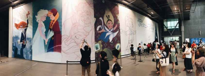 disney art exhibition