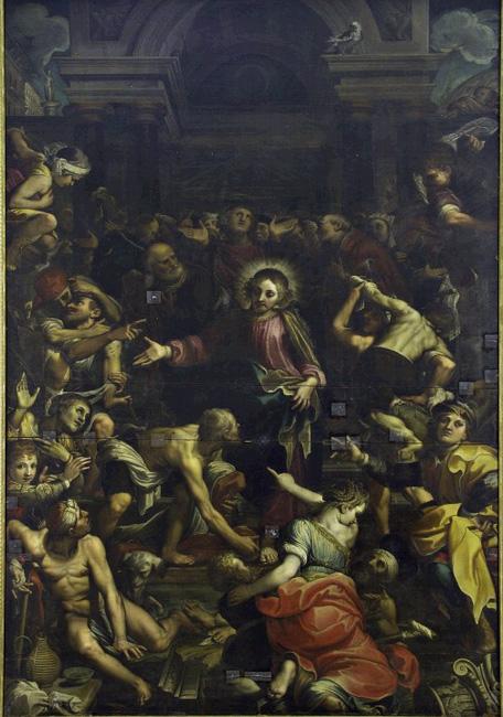 Ferraù Fenzoni, Christ in the Pool of Bethesda