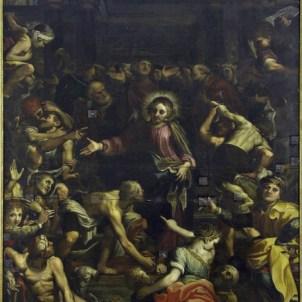 Ferraù Fenzoni (Faenza, 1562 - 1645), Cristo nella piscina probativa