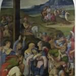 Jacopone Bertucci, Cristo deposto dalla croce