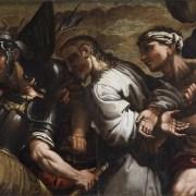 Ferraù Fenzoni (Faenza, 1562 - 1645), Cristo condotto al calvario