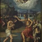 Luca Scaletti, Battesimo di Cristo