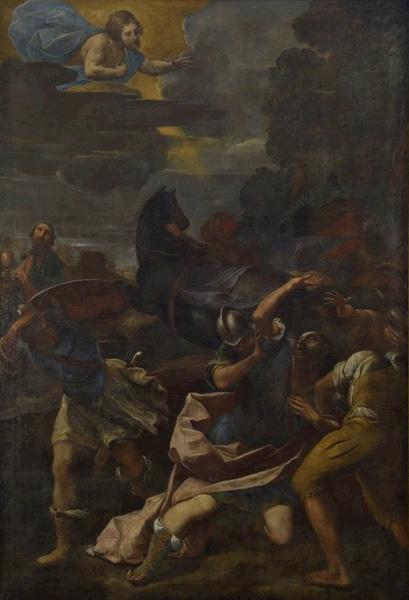 Alessandro Tiarini, Conversion of St. Paul