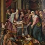 Nicolò Paganelli, Presentazione di Gesù al Tempio