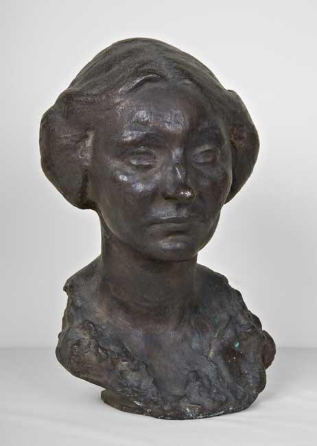 Domenico Rambelli, Busto di Anna Reumart