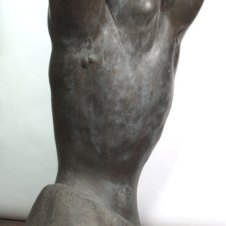 Domenico Rambelli (Faenza, 1886 - Roma, 1972), Il marinaio morente