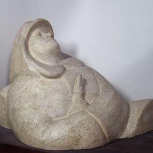 Domenico Rambelli (Faenza, 1886 - Roma, 1972), Il fante che dorme