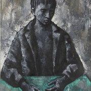 Xavier Bueno (Vera de Bidasoa, 1915 - Fiesole, 1979), Ritratto