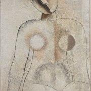 Franco Gentilini (Faenza, 1909 - Roma, 1981), Nudo (n.1)