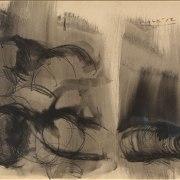 Ennio Morlotti (Lecco, 1910 - Milano, 1992), Senza titolo