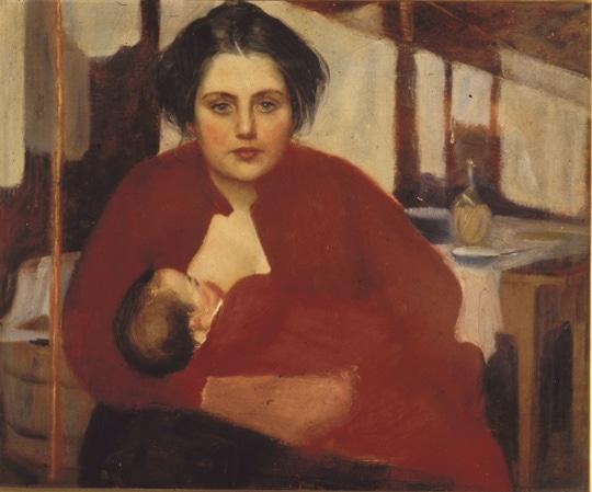 Domenico Baccarini, La Bitta nursing Maria Teresa