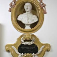Domenico Toschini e Nicola Toselli (sec. XVIII), Monumento onorario al Cardinale Giovanni Carlo Boschi