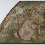 Giovanni Battista Bertucci sr., Cristo cade sotto la croce