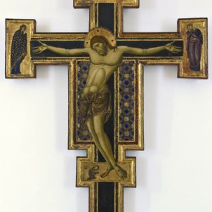 Maestro dei Crocifissi francescani (sec. XIII), Crocifisso