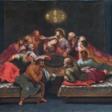 Tommaso Minardi (Faenza, 1787 - Roma, 1871), L'Ultima Cena