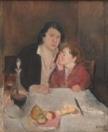 BRUNO SAETTI (1902–1984) Maternità