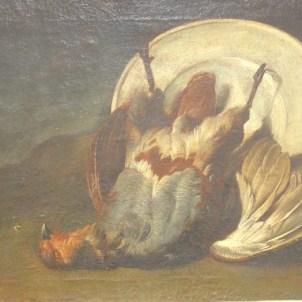 Arcangelo Resani (Roma, 1670 - Ravenna, 1740), Starna e piatto