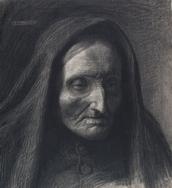 Testa di vecchia, [1904-1905]