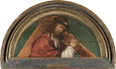 Girolamo Marchesi (1471 circa-1540),Cristo portacroce, Avignone, Petit Palais