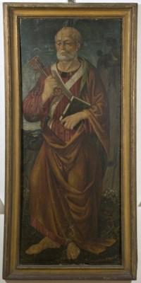 Biagio d'Antonio, San Pietro Apostolo