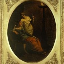 Felice Giani (San Sebastiano Curone, 1758 - Roma, 1823), Cecilia Metella