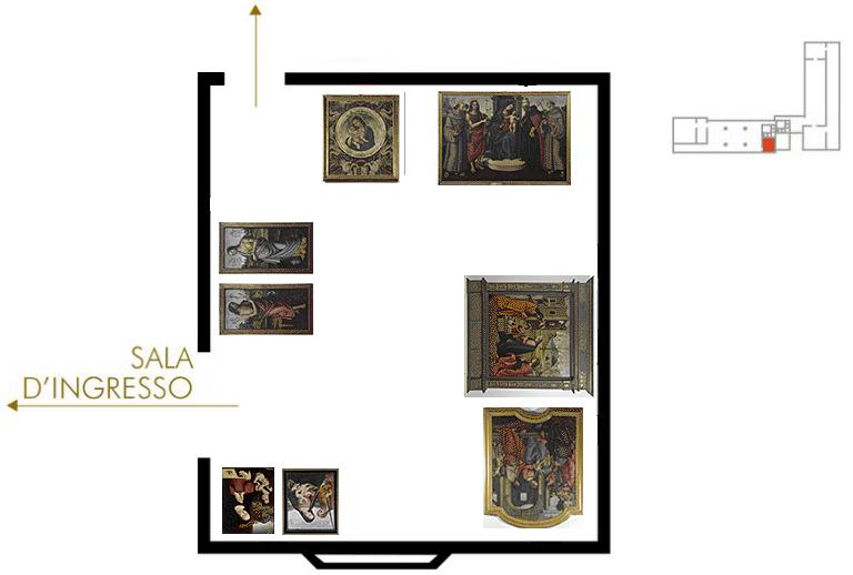 Sala Bertucci il Vecchio