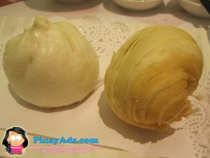Steamed Vegetable Bun and Radish Pastry