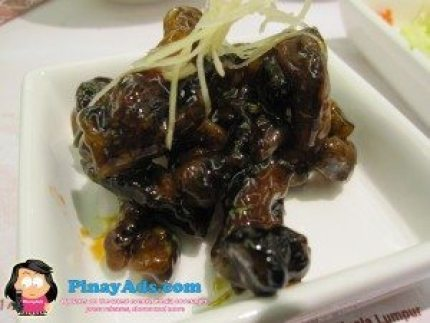 Crispy Eel Wuxi Style