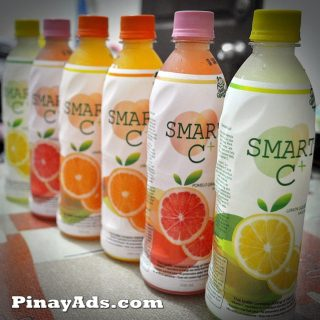 Get your vitamin C from Oishi's Smart C+