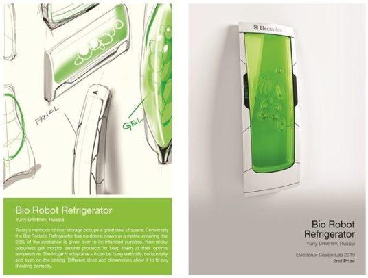 2nd Prize - Bio Robot Ref