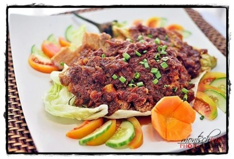 Crispy Binagoongan Baboy