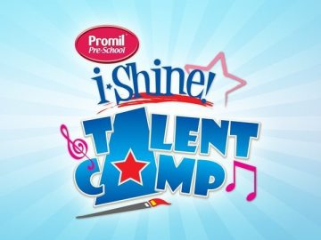 Join the Promil Pre-School i-Shine Talent Camp