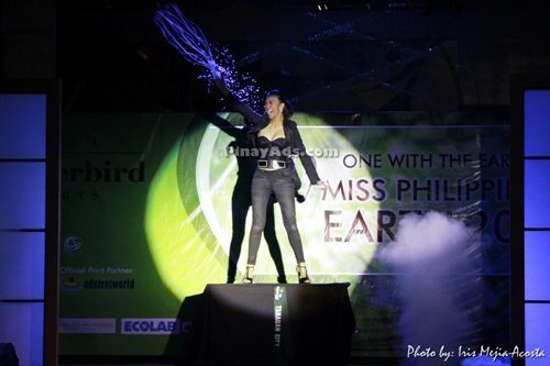 Ms Tanauan Diane Carmela Querrer - Best In Talent