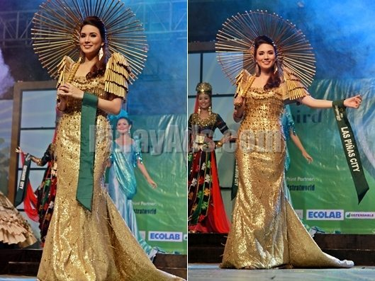 Ms Las Pinas City - Michelle Gavagan