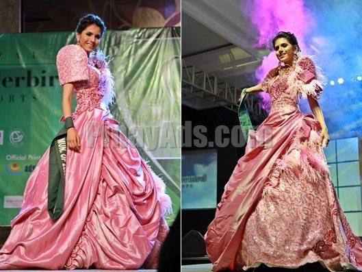 Ms Mun of Loay Bohol - Renee Soraya Hassani