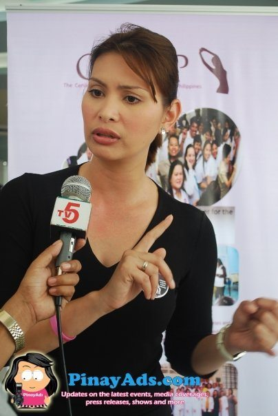 Abbygale Arens-De Leon, President of Bravehearts