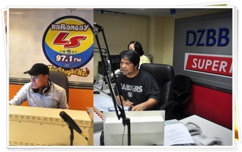 Barangay LS and DZBB