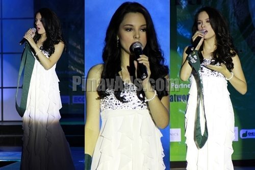 Miss Philippines Earth 2011 Pre Pageant Talent Portion 2