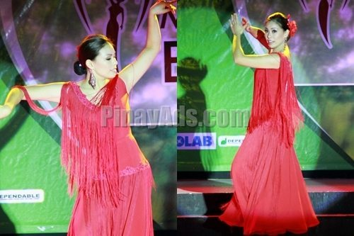 Miss Philippines Earth 2011 Pre Pageant Talent Portion 3