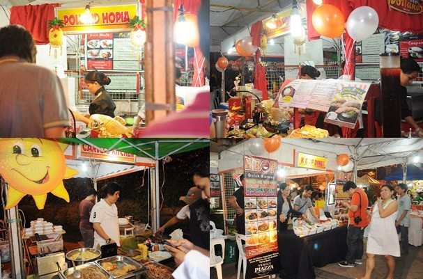 Polland won the Best Booth, Carlos Kitchen second place and the 3rd is Kbop